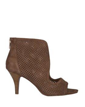 SOFIE SCHNOOR - Stacked Heel Sandal