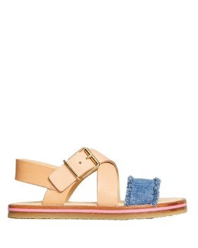 CLOSED - Denim Sandal