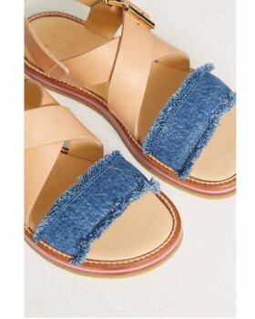 CLOSED - Denim Sandal