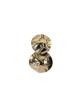 PLISSE COPENHANGEN - Hammered earring Big