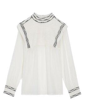 BA&SH - mousse blouse