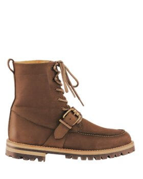RABENS SALONER - Leather winter boot