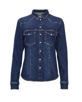 GESTUZ - Astrid Denim Shirt