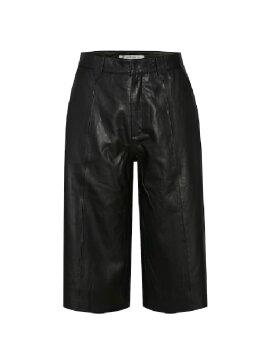 GESTUZ - Suri Leather Shorts