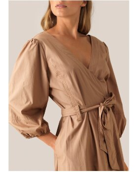 SECOND FEMALE - Phoebe Wrap Midi dress