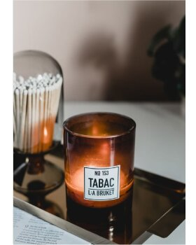 L:A BRUKET - TABAC SCENTED CANDLE