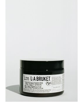 L:A BRUKET - Sea salt body scrub