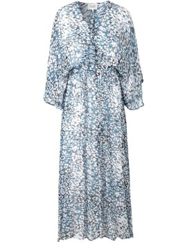 SECOND FEMALE - Clouds Maxi Dress