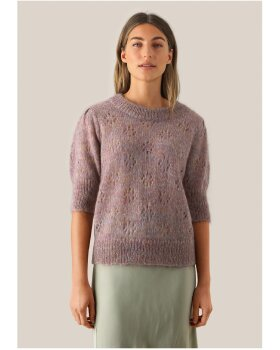SECOND FEMALE - Rosi Knit SS O-neck