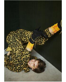 RABENS SALONER - Lindsey Giant leopard pant