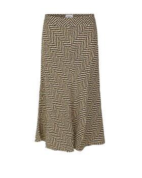 SECOND FEMALE - Choco Skirt