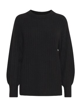 ICHI - Amara Long sleeve rib knit