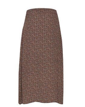 ICHI - Brick Skirt