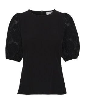 ICHI - Hanzila Short sleeve blouse