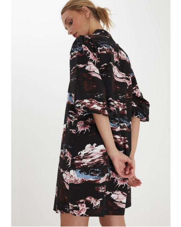 ICHI - Hadley Dress