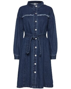 ICHI - Gulia Denim Dress