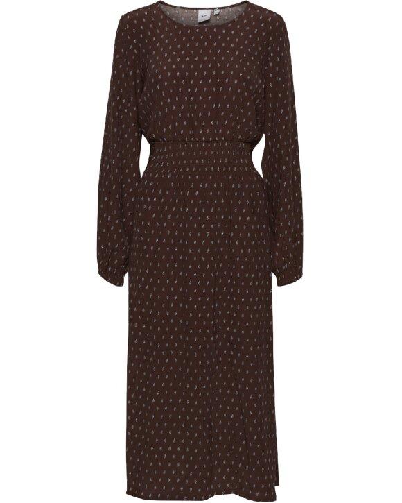 ICHI - Carina Long Dress