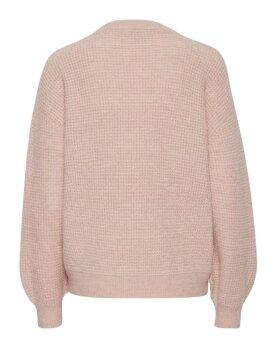 ICHI - Dusty LS Knit Blouse