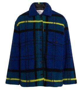 MADS NØRGAARD - Scruffy Wool Cabsy Coat