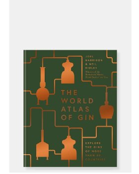NEW MAGS - The world Atlas of Gin