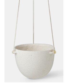 FERM LIVING - Speckle Hang Pot - Large