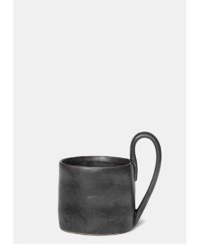 FERM LIVING - Flow Mug - Black