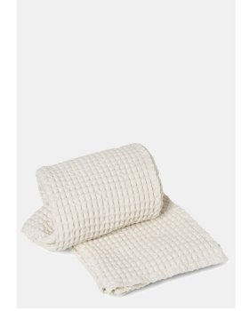 FERM LIVING - Organic Bath Towel - OFF WHITE