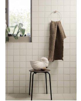 FERM LIVING - Organic Bath Towel - TAN
