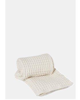 FERM LIVING - Organic Hand Towel - OFF WHITE