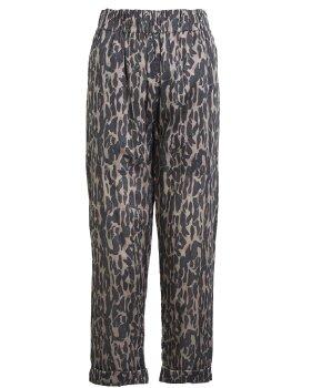 RABENS SALONER - Lily Animal pant cotton