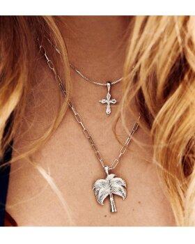 ANNA+NINA - Madonna Cross Necklace Charm