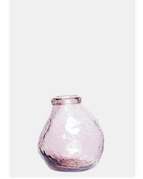 HÜBSCH  - Vase glas H12cm