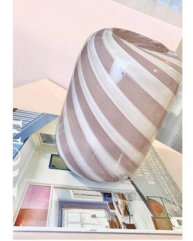 HÜBSCH  - Vase glas S
