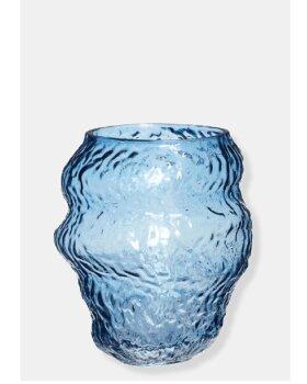 HÜBSCH  - Vase, glas