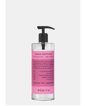 PURITX - PINK Hand Sanitiser - 250ml.