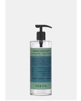 PURITX - BLUE Hand Sanitiser - 250ml.