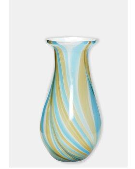 HÜBSCH  - Vase glas mint