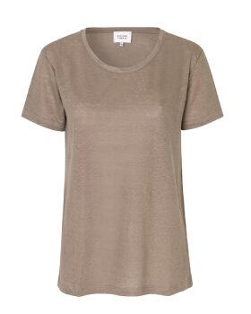 SECOND FEMALE - Peony O-neck Tee