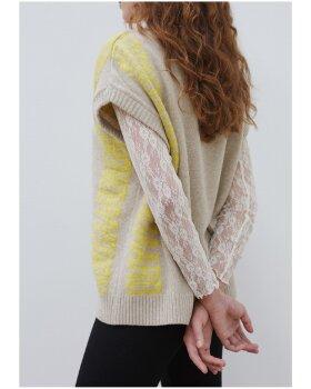 MADS NØRGAARD - Recy Soft Knit Vanessa Vest