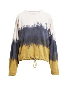 RABENS SALONER - Sheela dipdye sweatshirt