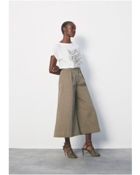 RABENS SALONER - Canopy Wide Croppped Pants
