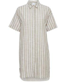 ICHI - Gry Long Shirt