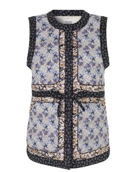 SECOND FEMALE - Weekend Quilt Waistcoat