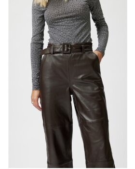 GESTUZ - Storia HW Leather Culotte